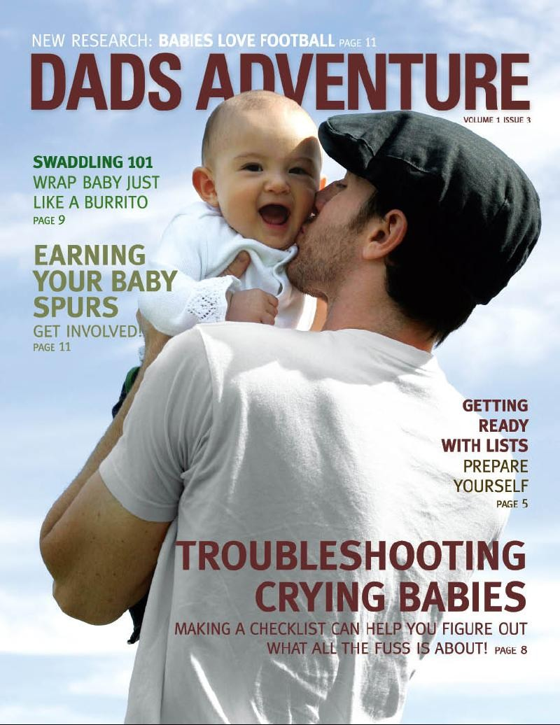 Dads Adventure Magazine